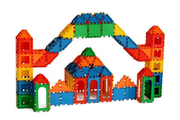 Picture of Mega Clics 200 pieces